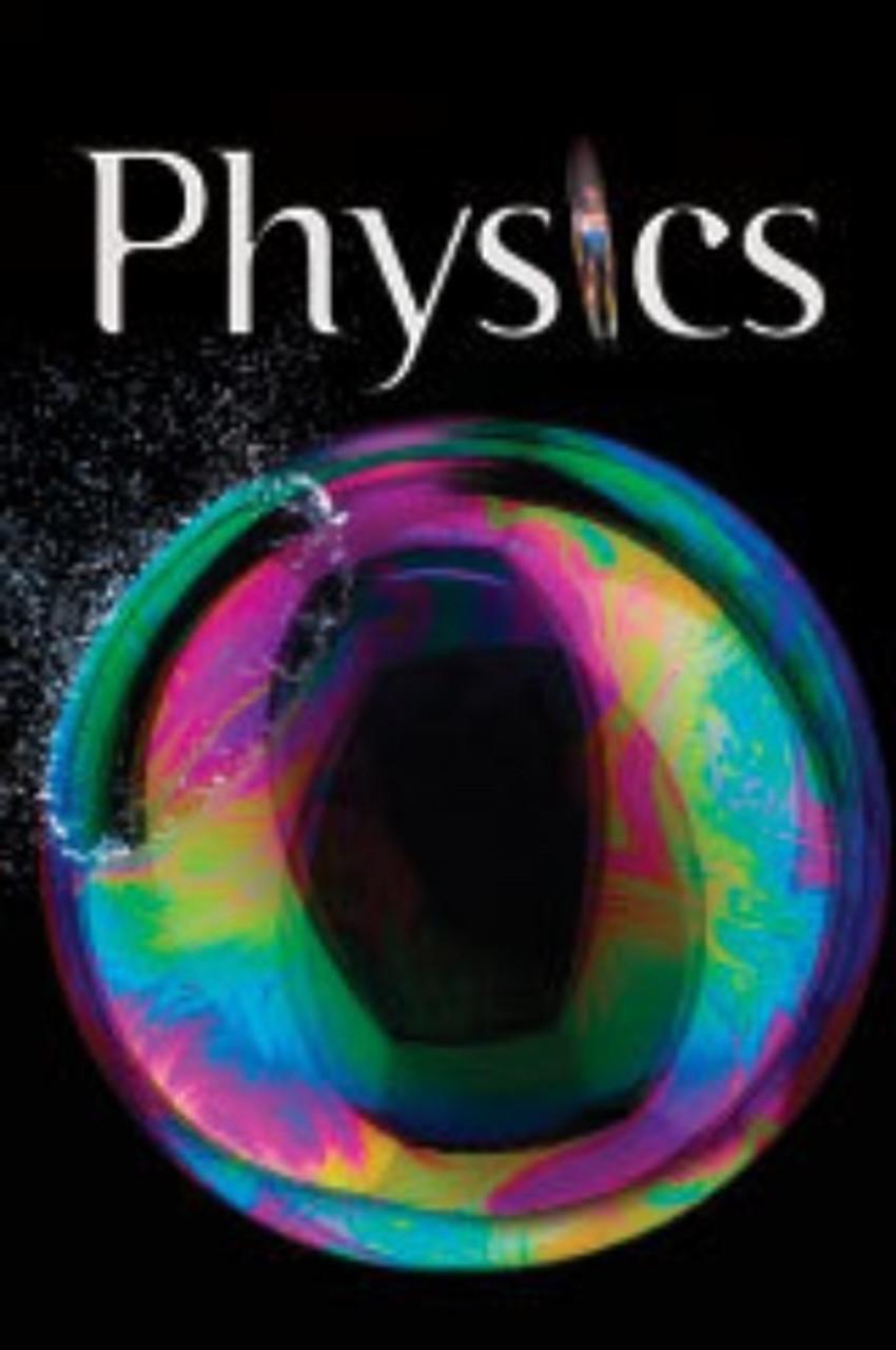 HMH Physics Student Edition 2017