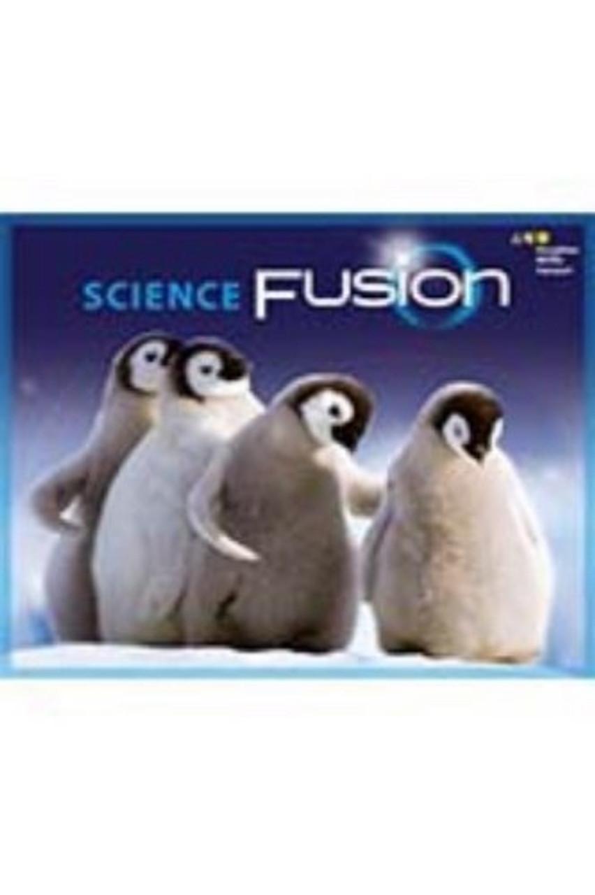 Kindergarten Science Fusion Teacher (2017)