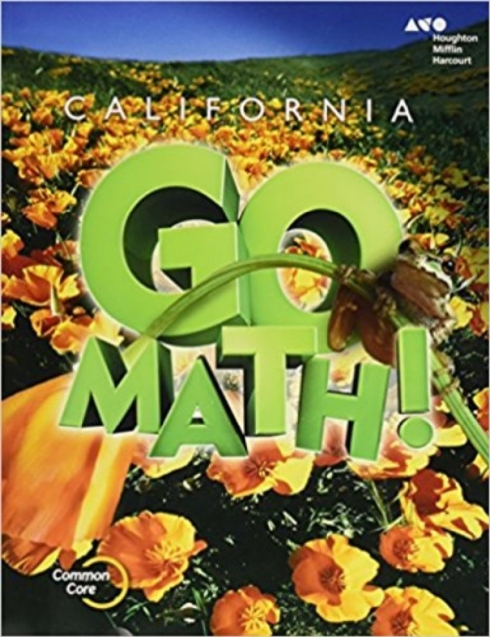 Go Math California Grade 5 Teacher Edition and Planning Guide Bundle