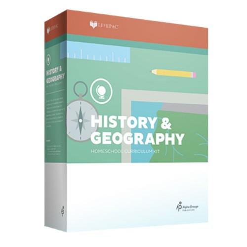 3rd Grade Lifepac History & Geography