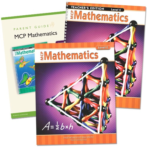 5th Grade MCP Mathematics Level E Homeschool Kit