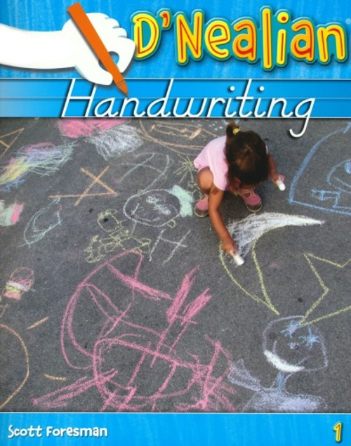 1st Grade D'Nealian Handwriting Student Edition Consumable