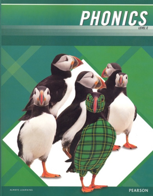 3rd Grade MCP Plaid Phonics Level C Student Book