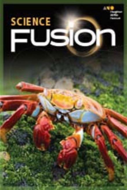 Grade 5 Science Fusion Teacher Edition Set 2017