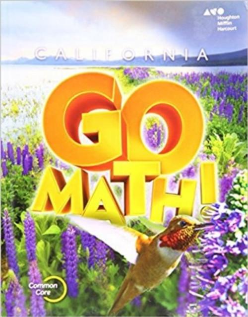 Go Math California Grade 4 Teacher Edition And Planning Guide Bundle
