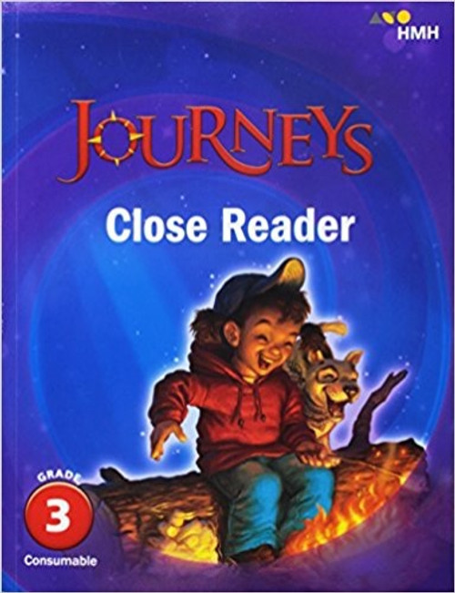 Grade 3 Journeys Close Reader 2017