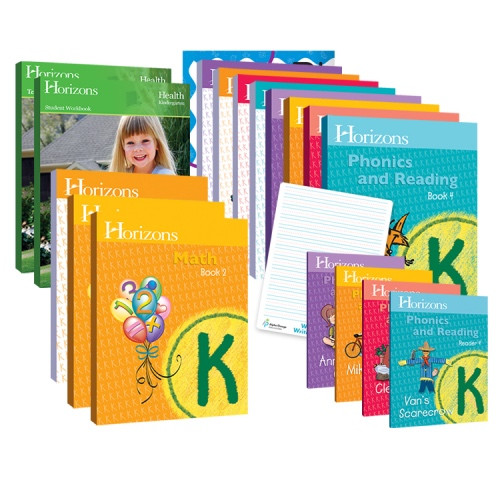 Horizons Complete Curriculum Kit for Grades K-3
