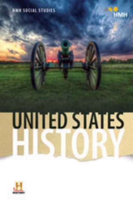 HMH Social Studies: United States History Teacher Edition Set (2018)