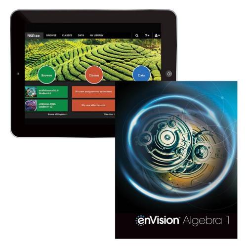 Envision Math AGA Homeschool Bundle for High School