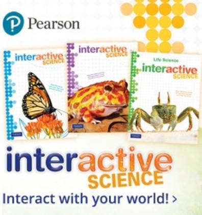 Pearson Interactive Science