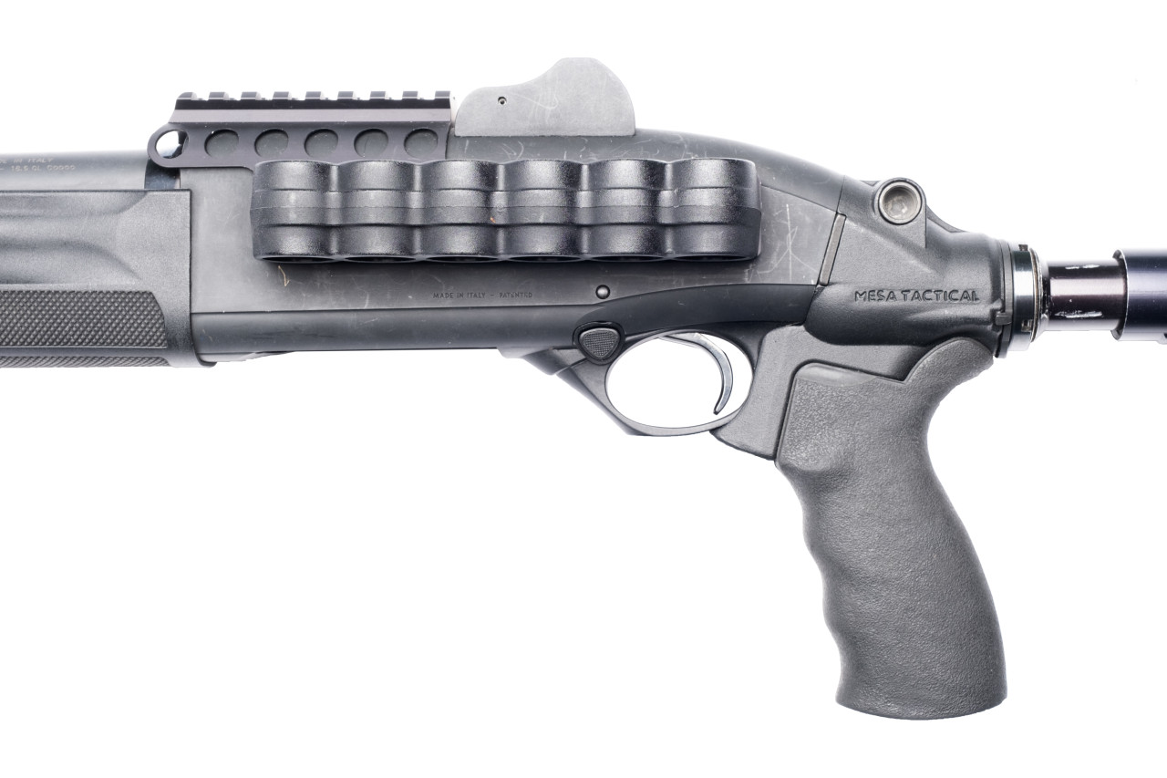 SureShell® Polymer Carrier And Rail For Beretta 1301 Tac (6-Shell, 12-GA, 3 1/4 In)