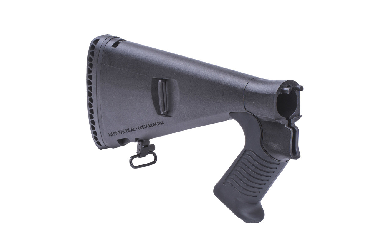 Urbino® Pistol Grip Stock For Moss 930 (Standard Butt, 12-GA, Black)