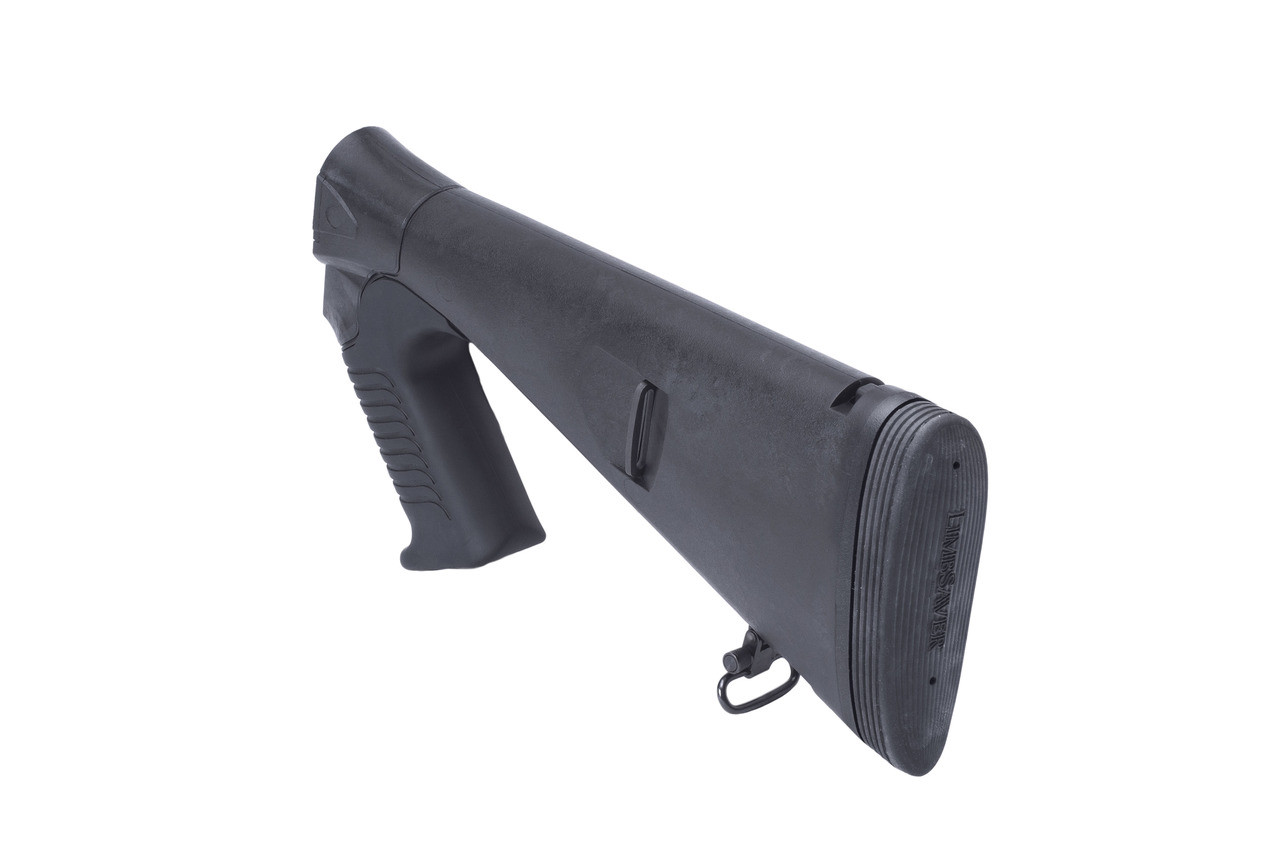 Urbino® Pistol Grip Stock For Beretta 1301 (Limbsaver, 12-GA, Black)