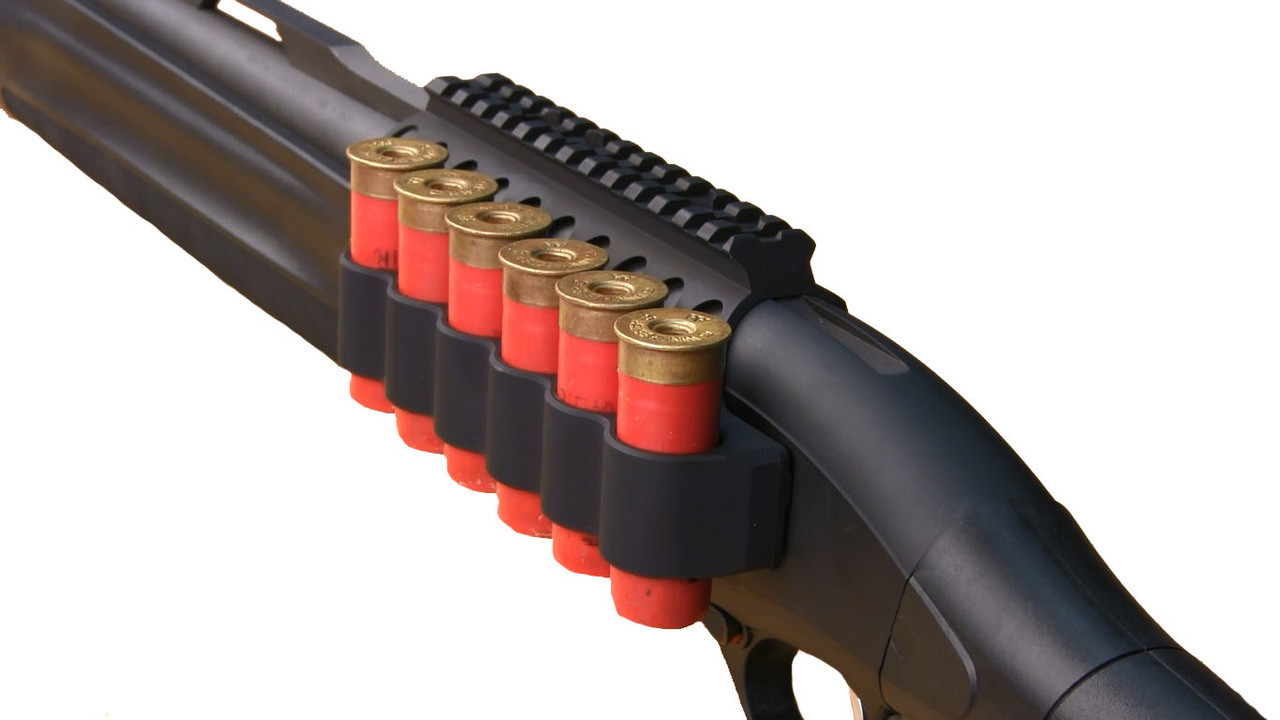 SureShell Aluminum Carrier And Rail For Beretta 1301 Comp (6-Shell, 12-GA, 5½ In)