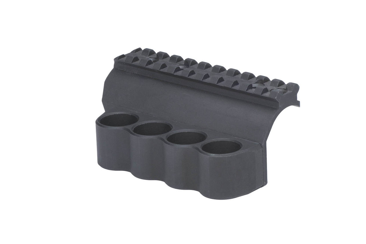 SureShell Carrier And Rail For Ben M2 Tactical (4-Shell, 12-GA, 4 1/2 In)