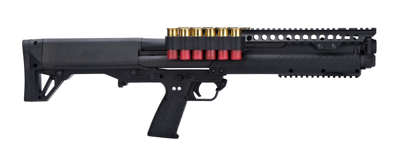 SureShell Carrier And Rail For Kel-Tec KSG (6-Shell, 12-GA, Both Sides)