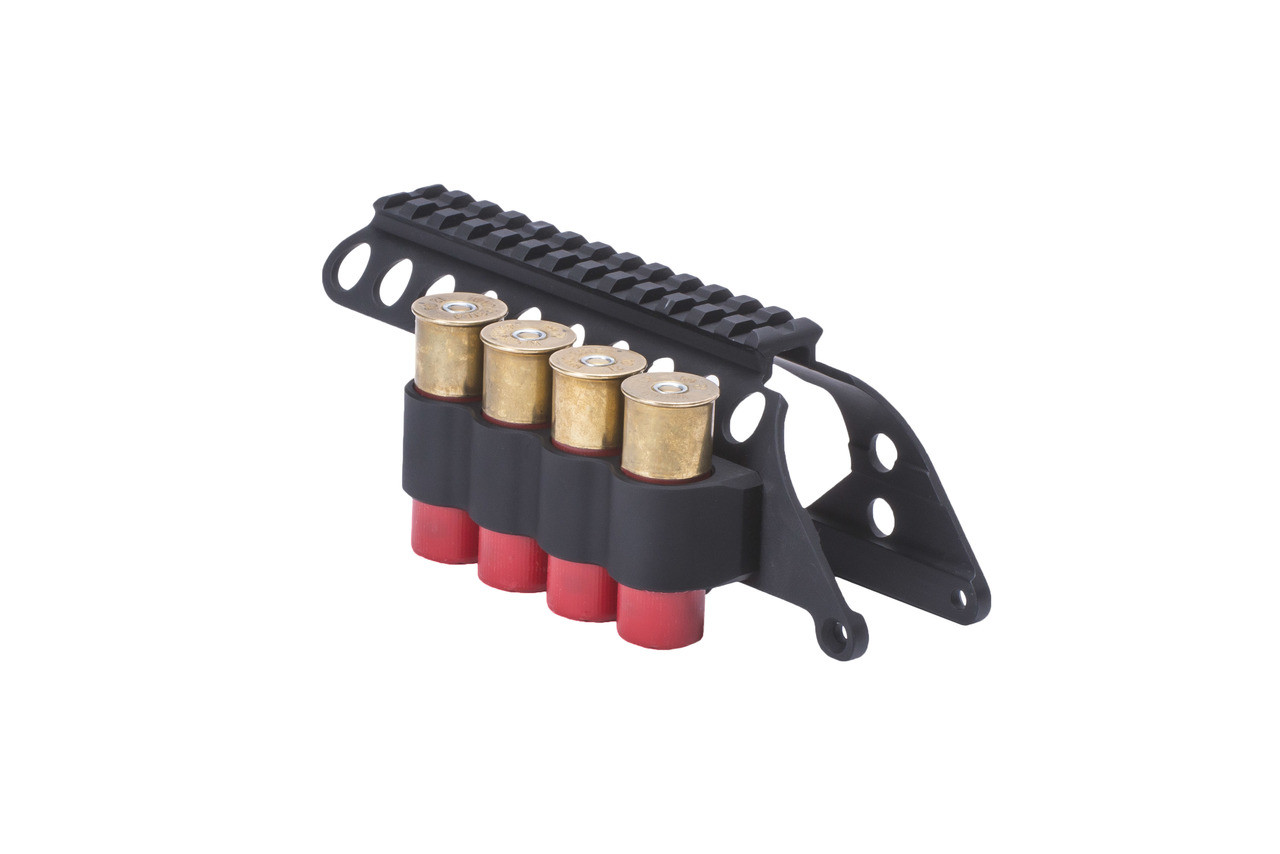 SureShell® Carrier And Saddle Rail For Rem 870 (4-Shell, 12-GA, 5 In)