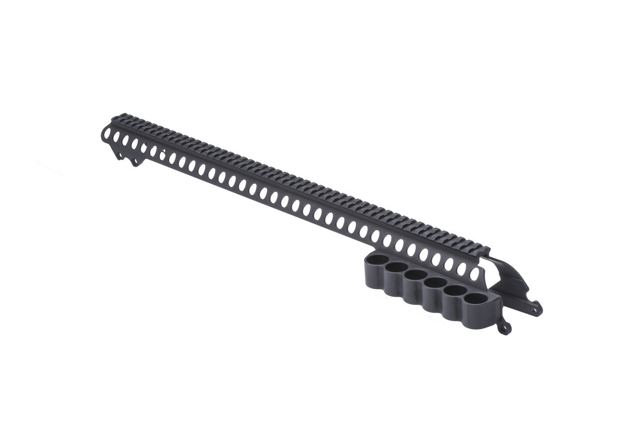 SureShell® Carrier And Saddle Rail For Rem 870 (6-Shell, 12-GA, 20 In, No Clamp)
