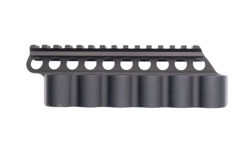 SureShell Aluminum Carrier and Rail for Rem V3 (6-Shell, 12-GA, 5¾ in)