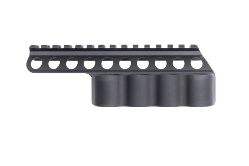SureShell Aluminum Carrier and Rail for Rem V3 (4-Shell, 12-GA, 5¾ in)