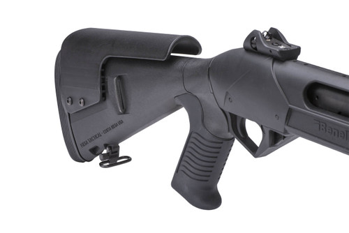 Urbino® Pistol Grip Stock For SuperNova (Riser, Limbsaver, 12-GA, Black)