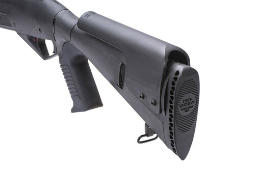 Urbino® Pistol Grip Stock For SuperNova (Riser, Standard Butt, 12-GA, Black)