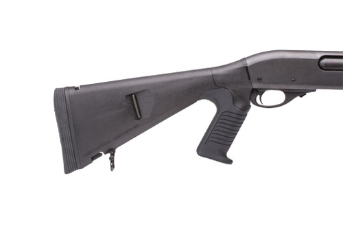 Urbino® Pistol Grip Stock For Rem 870/1100/11-87 (Limbsaver, 12-GA, Black)