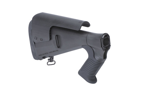 Urbino® Pistol Grip Stock For Rem 870/1100/11-87 (Riser, Limbsaver, 12-GA, Black)