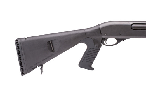 Urbino® Pistol Grip Stock For Remington 870/1100/11-87 (Standard Butt, 12-GA, Black)