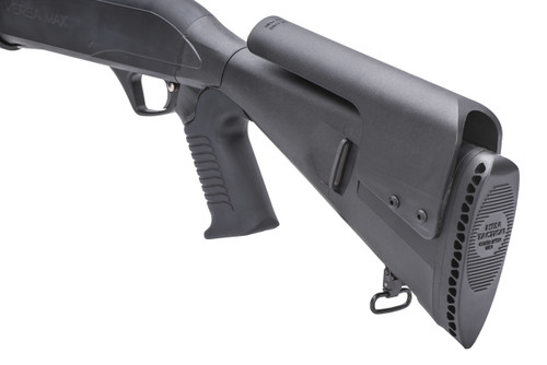 Urbino® Pistol Grip Stock For Rem Versa Max® (Riser, Standard Butt, 12-GA, Black)