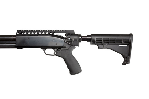 Mesa Tactical is a manufacturer of Mossberg tactical shotgun