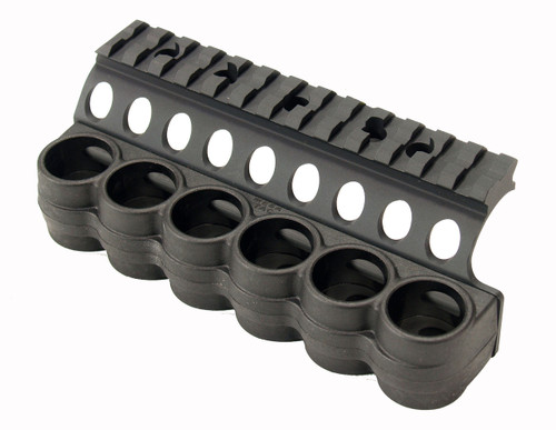 SureShell® Polymer Carrier And Rail For Ben M4 (6-Shell, 12-GA, 5½ In)