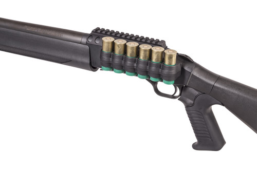 SureShell® Polymer Carrier And Rail For Moss 930 (6-Shell, 12-GA, 5 In)