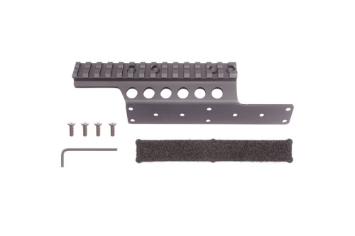 SureShell Hook & Loop Mount With Rail For Ben SuperNova (6-Shell, 12-GA, 5½ In)