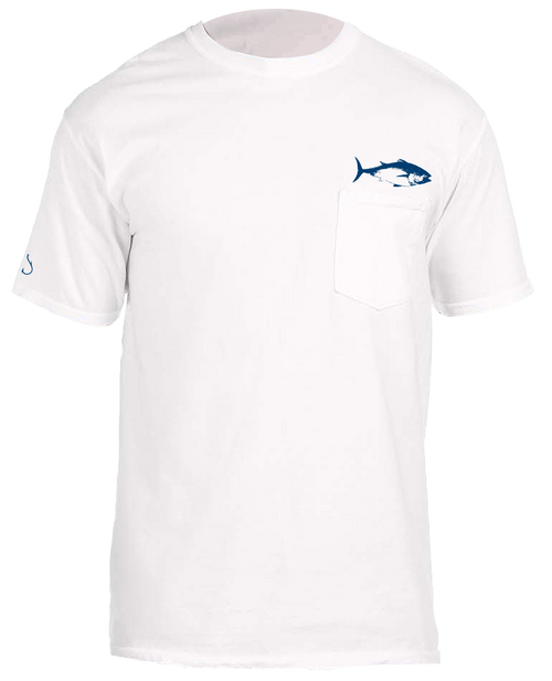 3a214d60 Horizon Fish Pocket Tee - Tuna ...