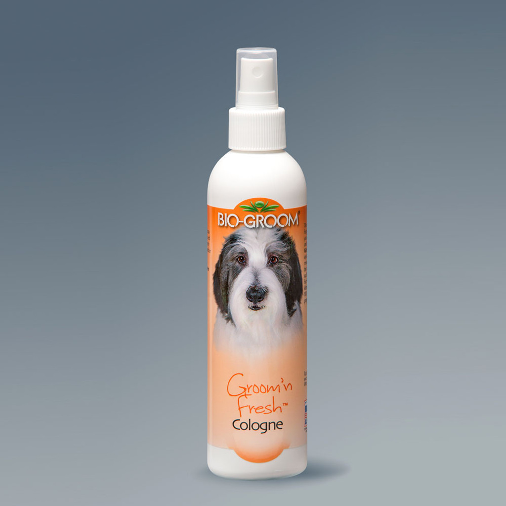 Bio-Groom Groom N Fresh 8 oz | Aromatic Cologne for Dogs and Cats