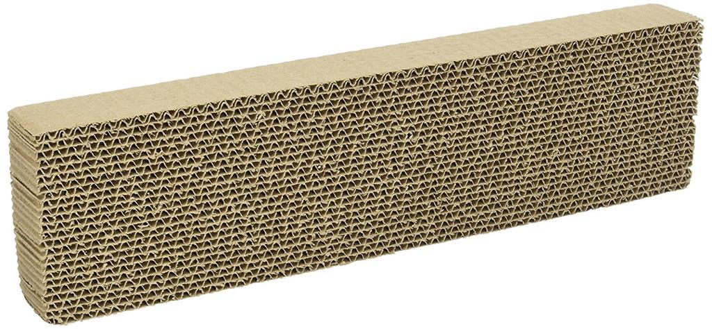 Ware Manufacturing Single Replacement Pad Corrugated Scratcher Cardboard 2 pack