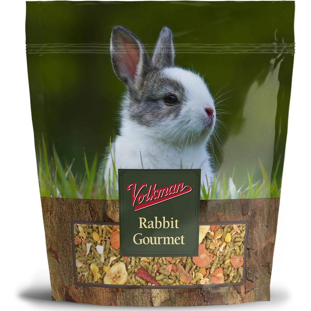 Volkman Seed Rabbit Gourmet Pet Healthy Formulated Diet Food 4 lbs