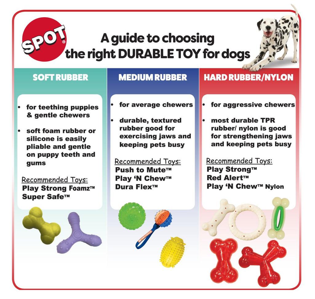 SPOT Bambones Chicken Wishbone 5.25 Inch Chew Toy for Dogs
