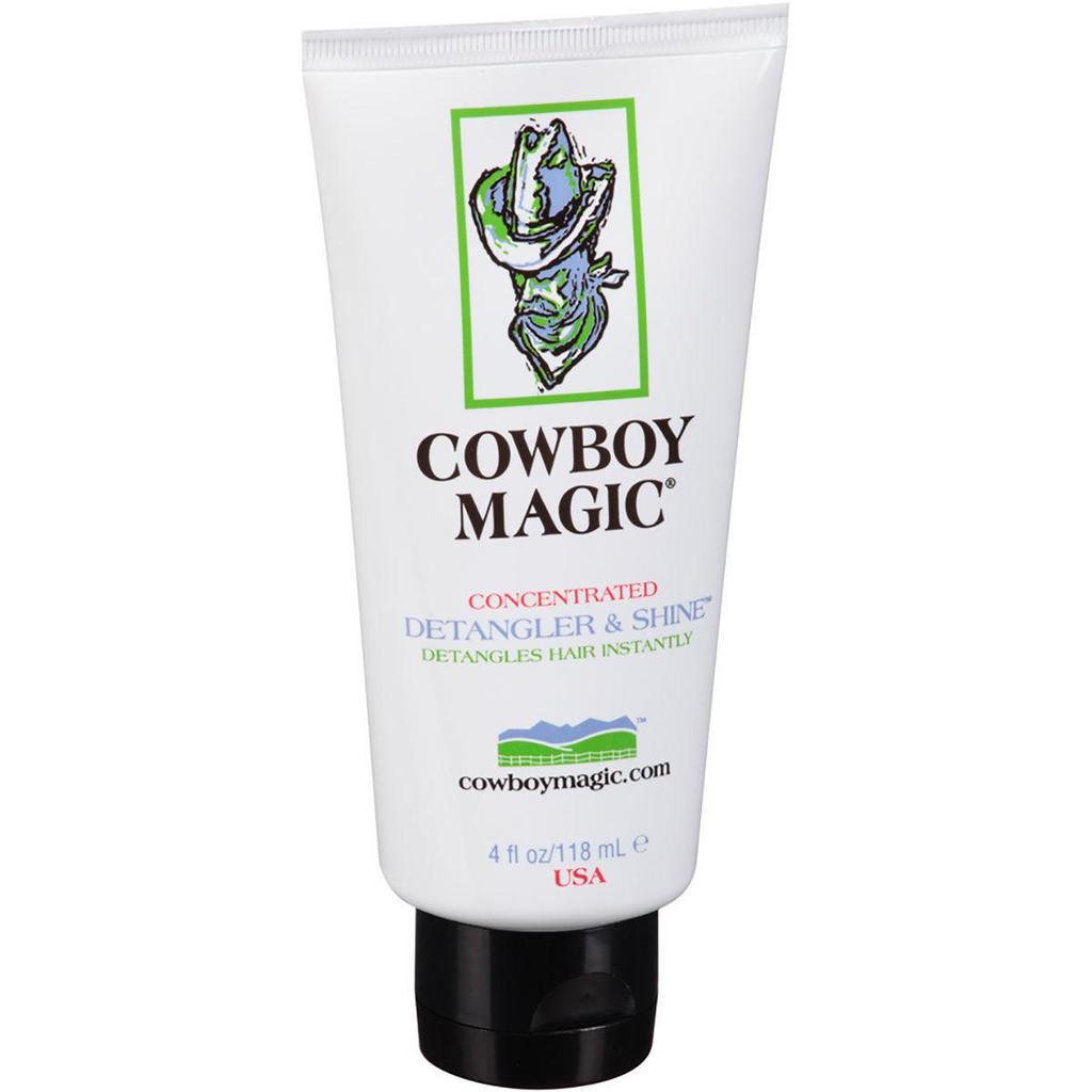 Charmar Land Cowboy Magic Detangler Shine Concentrated Horse Groom 4 oz