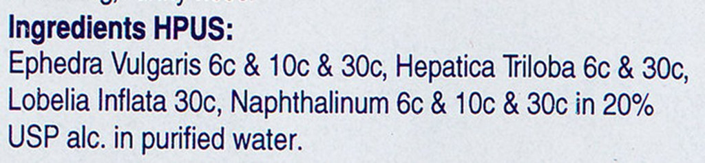 Homeopet EquioPathic Asthma and Allergy Relief For Horses 120ml