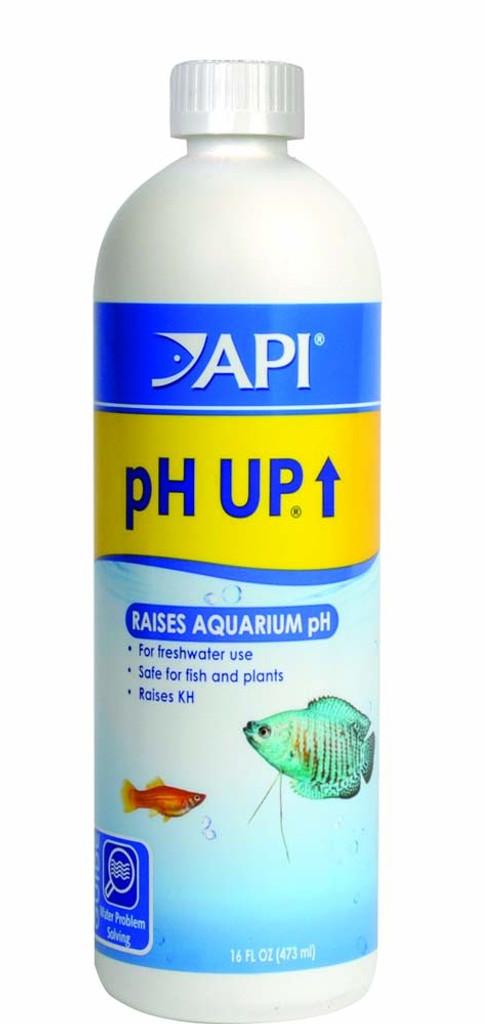 API pH UP Aquarium pH Treatment 16 Ounces
