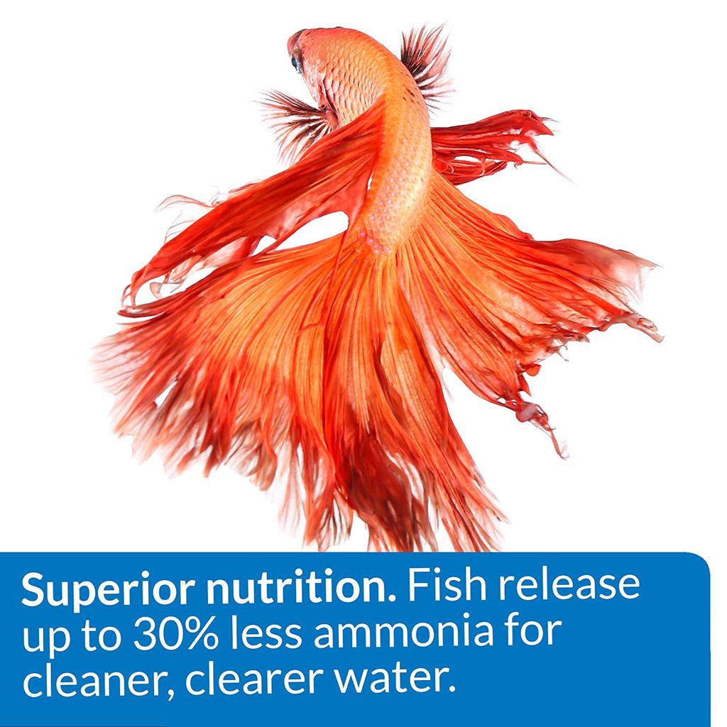 API Betta Food Floating Pellets for Betta Fish .78 Ounces