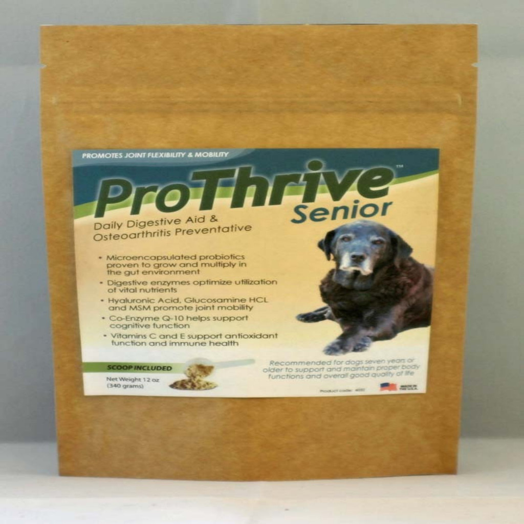 Equerry's ProThrive Senior 12 oz | Digestive Aid for Dogs