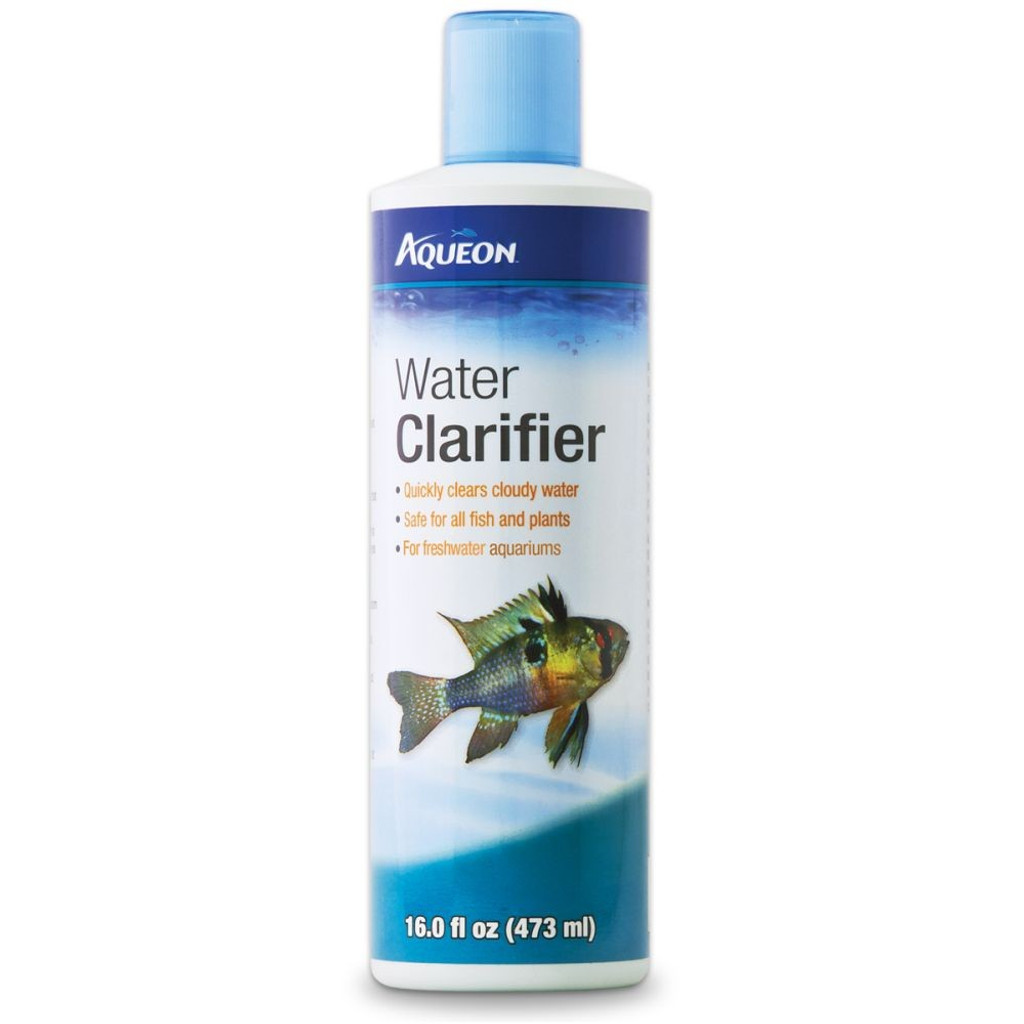 Aqueon Water Clarifier for Fish Aquatic Pets 16oz