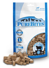 PureBites Dog Lamb Liver Freeze Dried Natural Healthy Nutritious Treats 1.58oz