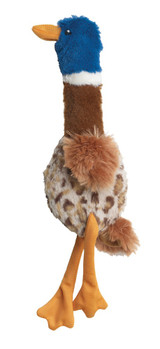 Ethical Pet Spot Skinneeez Plus Duck 15 inch   Plush Squeaker Dog Toy