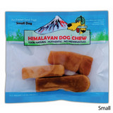 Himalayan Yaky Original Blue Small 3.5 oz | Natural Chews for Dogs under 15 lb