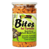 Nature Zone Nutri Bites Juvenile Tortoise Nutritious Soft Moist Pet Food 9 oz