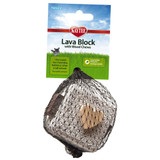 Kaytee Lava Block with Wood Chews   Trims Teeth   Toy for Small Animals